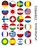 flags   Shutterstock .eps vector #25849831