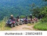 chiang mai  thailand   november ... | Shutterstock . vector #258524855