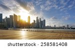 Central Business District Of...