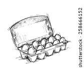 Hand Drawn Illustration   Box...