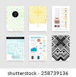 infographic vector illustration ...   Shutterstock .eps vector #258739136