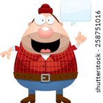 a cartoon illustration of a... | Shutterstock .eps vector #258751016