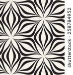vector seamless pattern. modern ... | Shutterstock .eps vector #258784952