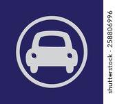 car vector icon | Shutterstock .eps vector #258806996