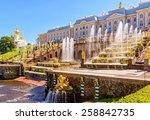 Peterhof  Russia   June 15 ...