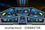 control room | Shutterstock . vector #258884738
