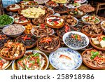 chinese food | Shutterstock . vector #258918986