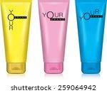 cosmetic packaging  plastic...