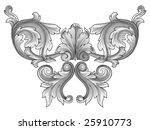 decoration vector | Shutterstock .eps vector #25910773