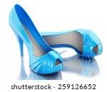 3d renderer image. high heel... | Shutterstock . vector #259126652