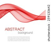abstract background with red... | Shutterstock .eps vector #259133642