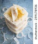 handmade natural bars of soap | Shutterstock . vector #259178936