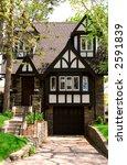 Residential Tudor Style House...