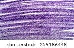 Purple Color Crayon Scribble...