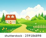 vector illustration of a... | Shutterstock .eps vector #259186898