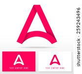 Letter A Logo Icon Design...