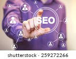 business button seo...