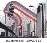 vector illustration of style... | Shutterstock .eps vector #25927513
