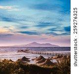 red sea beach. sharm el sheikh  ... | Shutterstock . vector #259276325
