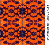 butterfly wing texture  close...   Shutterstock . vector #259287155