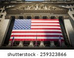wall street new york stock... | Shutterstock . vector #259323866