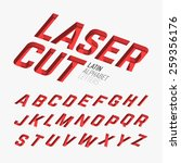Laser Cutted Letters  Alphabet...