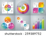 infographic design template can ... | Shutterstock .eps vector #259389752