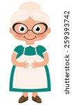 stock vector cartoon... | Shutterstock .eps vector #259393742