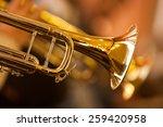 Fragment Trumpet Closeup