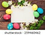 easter | Shutterstock . vector #259460462