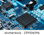 Electronic Circuit Board With...