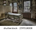 Hospital Bed At Pennhurst...