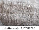 natural linen background | Shutterstock . vector #259604702