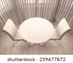 table for two | Shutterstock . vector #259677872