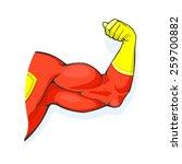 a vector illustration of a... | Shutterstock .eps vector #259700882
