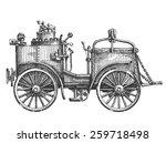 vintage car vector logo design...