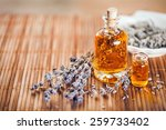 lavender  aromatherapy ... | Shutterstock . vector #259733402