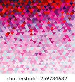 abstract colorful vector... | Shutterstock .eps vector #259734632