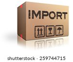 import international and... | Shutterstock . vector #259744715