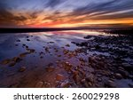 Allonby Bay Sunset  Solway...