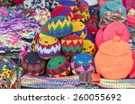 crafts bags and handles      | Shutterstock . vector #260055692