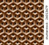 geometrical seamless pattern. ... | Shutterstock .eps vector #26013679