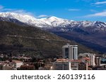 mountain in budva  montenegro | Shutterstock . vector #260139116