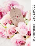 i love you mom    Shutterstock . vector #260139722