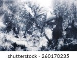 abstract tie dyed fabric... | Shutterstock . vector #260170235