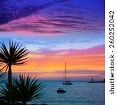 Mallorca Port De Andratx Sunset ...