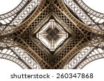 Eiffel Tower Architecture...