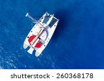 Amazing View To Catamaran...