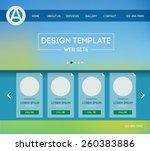 design website theme template....