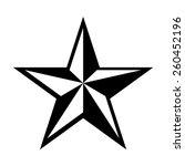 nautical star vector download at vectorportal rh vectorportal com nautical star compass vector Girly Tattoo Vectors